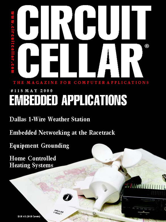 Circuit Cellar Issue 118 May 2000-PDF - CC-Webshop