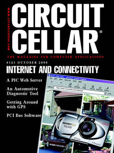Circuit Cellar Issue 123 October 2000-PDF - CC-Webshop