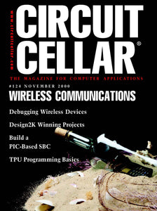 Circuit Cellar Issue 124 November 2000-PDF - CC-Webshop