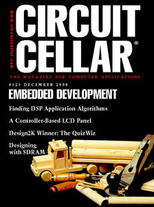 Circuit Cellar Issue 125 December 2000-PDF - CC-Webshop