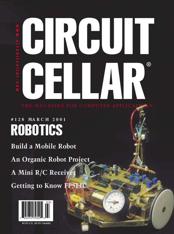 Circuit Cellar Issue 128 March 2001-PDF - CC-Webshop
