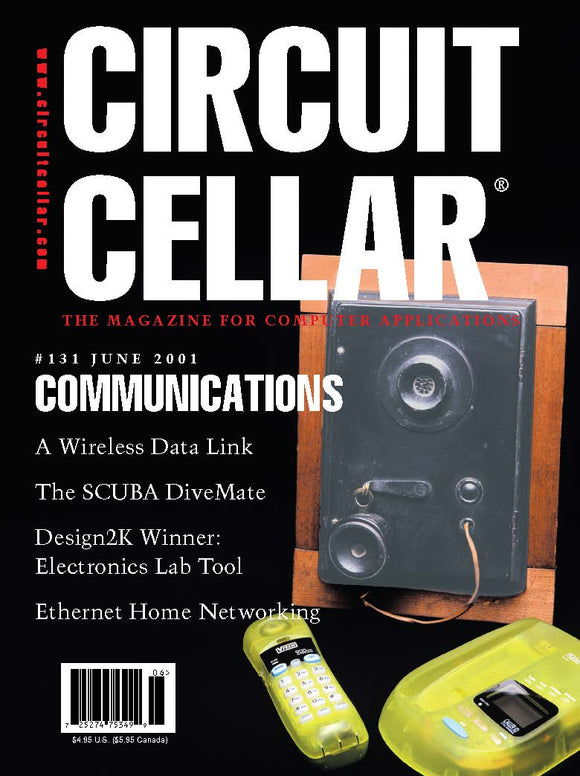 Circuit Cellar Issue 131 June 2001-PDF - CC-Webshop