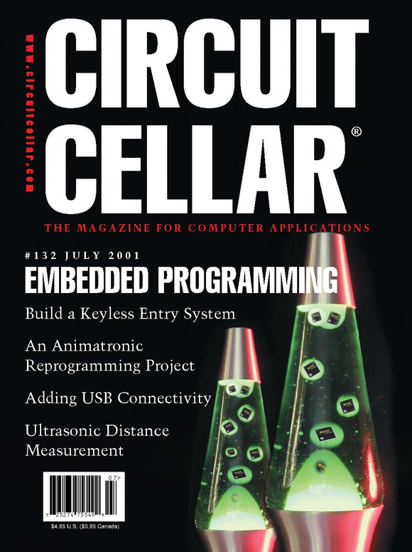 Circuit Cellar Issue 132 July 2001-PDF - CC-Webshop