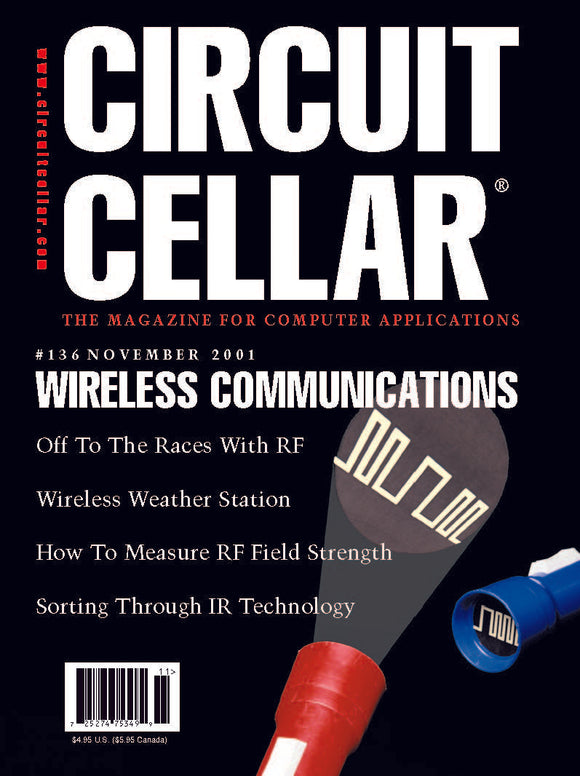 Circuit Cellar Issue 136 November 2001-PDF - CC-Webshop