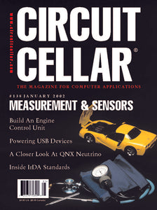 Circuit Cellar Issue 138 January 2002-PDF - CC-Webshop