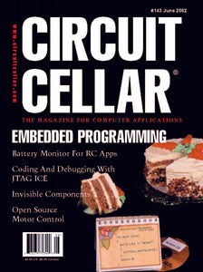 Circuit Cellar Issue 143 June 2002-PDF - CC-Webshop