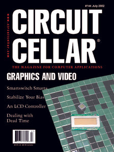 Circuit Cellar Issue 144 July 2002-PDF - CC-Webshop