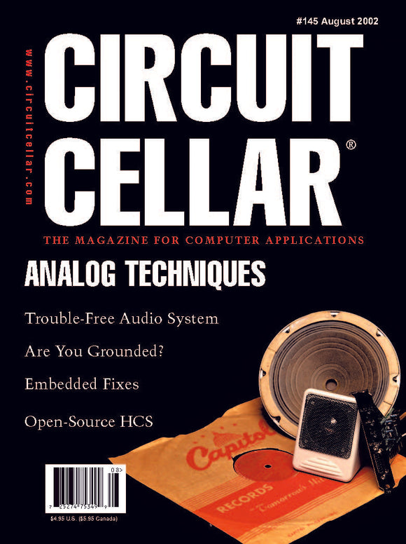 Circuit Cellar Issue 145 August 2002-PDF - CC-Webshop