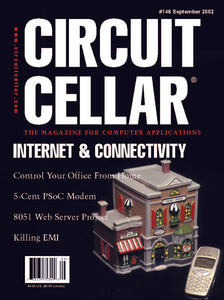 Circuit Cellar Issue 146 September 2002-PDF - CC-Webshop