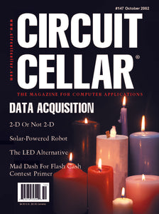 Circuit Cellar Issue 147 October 2002-PDF - CC-Webshop