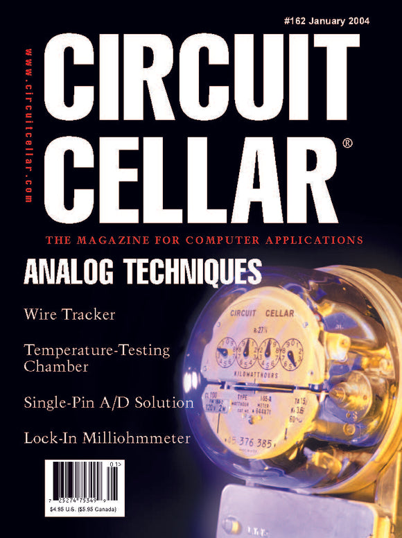 Circuit Cellar Issue 162 January 2004-PDF - CC-Webshop