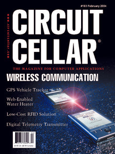 Circuit Cellar Issue 163 February 2004-PDF - CC-Webshop