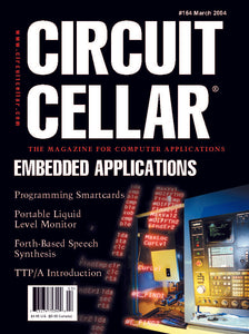 Circuit Cellar Issue 164 March 2004-PDF - CC-Webshop