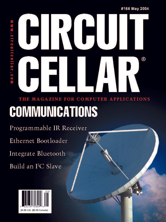 Circuit Cellar Issue 166 May 2004-PDF - CC-Webshop