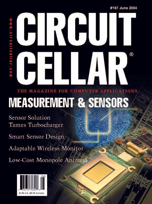 Circuit Cellar Issue 167 June 2004-PDF - CC-Webshop