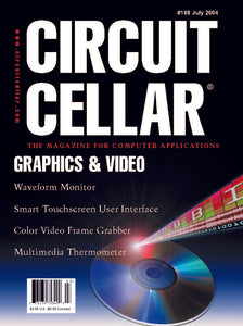 Circuit Cellar Issue 168 July 2004-PDF - CC-Webshop