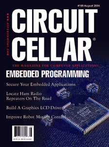Circuit Cellar Issue 169 August 2004-PDF - CC-Webshop