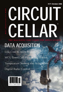 Circuit Cellar Issue 171 October 2004-PDF - CC-Webshop