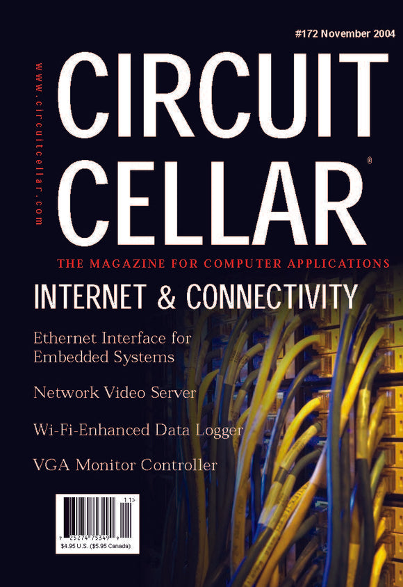 Circuit Cellar Issue 172 November 2004-PDF - CC-Webshop