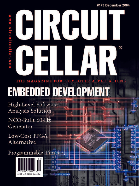 Circuit Cellar Issue 173 December 2004-PDF - CC-Webshop