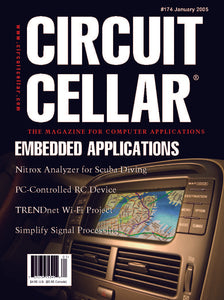 Circuit Cellar Issue 174 January 2005-PDF