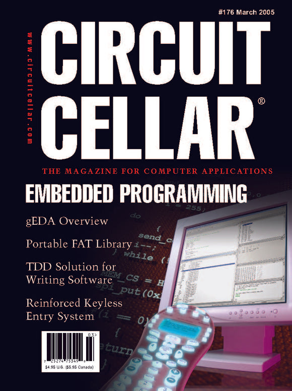Circuit Cellar Issue 176 March 2005-PDF