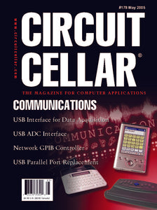 Circuit Cellar Issue 178 May 2005-PDF