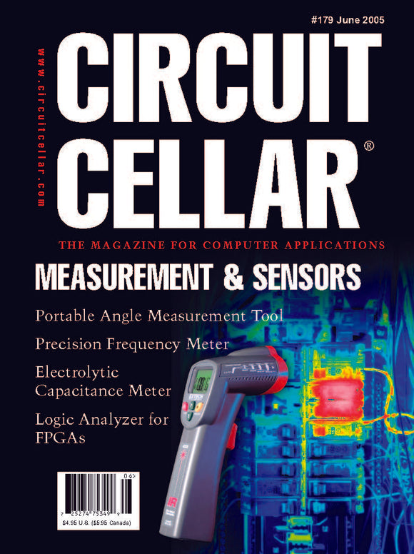 Circuit Cellar Issue 179 June 2005-PDF