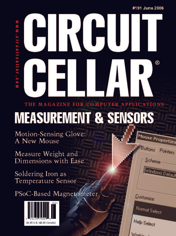 Circuit Cellar Issue 191 June 2006-PDF