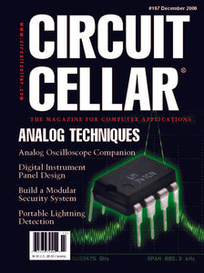 Circuit Cellar Issue 197 December 2006-PDF
