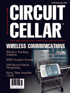 Circuit Cellar Issue 199 February 2007-PDF