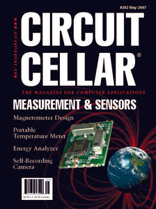 Circuit Cellar Issue 202 May 2007-PDF