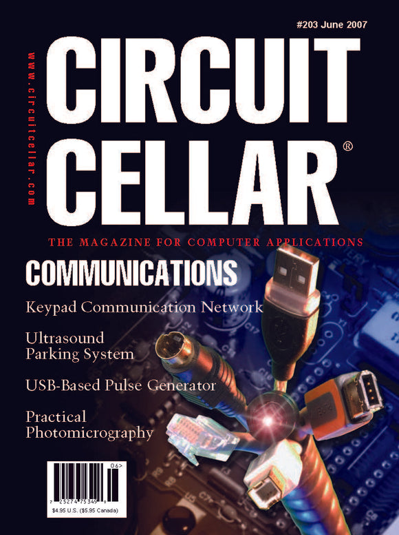 Circuit Cellar Issue 203 June 2007-PDF