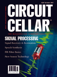 Circuit Cellar Issue 207 October 2007-PDF