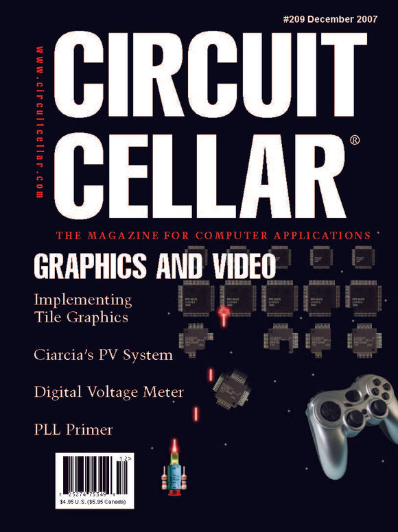 Circuit Cellar Issue 209 December 2007-PDF