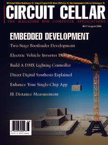 Circuit Cellar Issue 217 August 2008-PDF - CC-Webshop