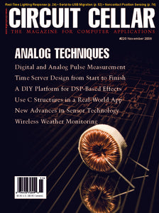 Circuit Cellar Issue 220 November 2008-PDF - CC-Webshop