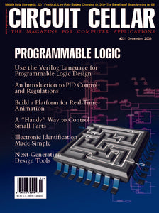 Circuit Cellar Issue 221 December 2008-PDF - CC-Webshop