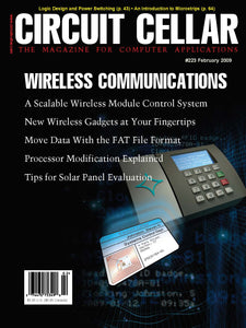 Circuit Cellar Issue 223 February 2009-PDF - CC-Webshop