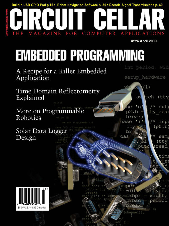Circuit Cellar Issue 225 April 2009-PDF - CC-Webshop