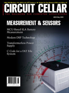 Circuit Cellar Issue 226 May 2009-PDF - CC-Webshop
