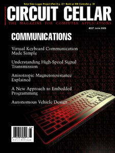 Circuit Cellar Issue 227 June 2009-PDF - CC-Webshop
