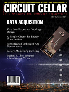 Circuit Cellar Issue 230 September 2009-PDF - CC-Webshop