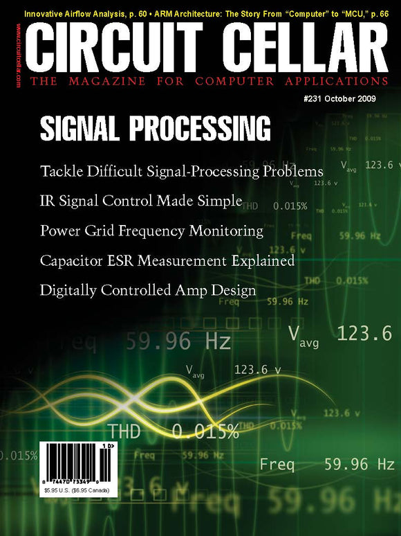 Circuit Cellar Issue 231 October 2009-PDF - CC-Webshop