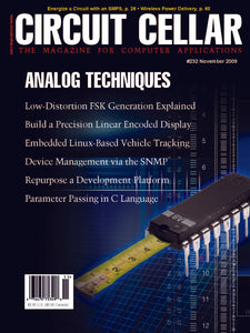 Circuit Cellar Issue 232 November 2009-PDF - CC-Webshop