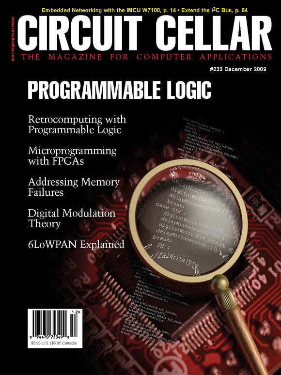 Circuit Cellar Issue 233 December 2009-PDF - CC-Webshop
