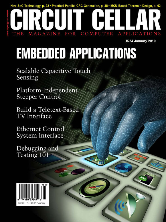 Circuit Cellar Issue 234 January 2010-PDF - CC-Webshop