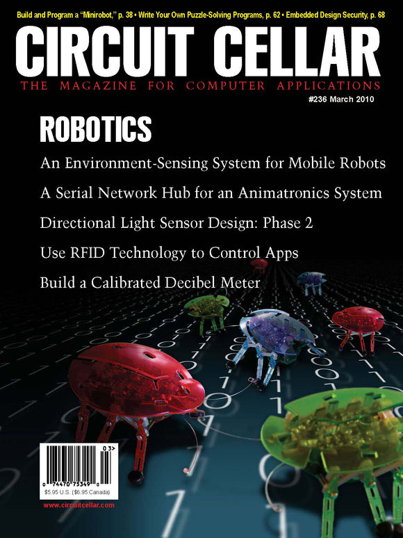 Circuit Cellar Issue 236 March 2010-PDF - CC-Webshop