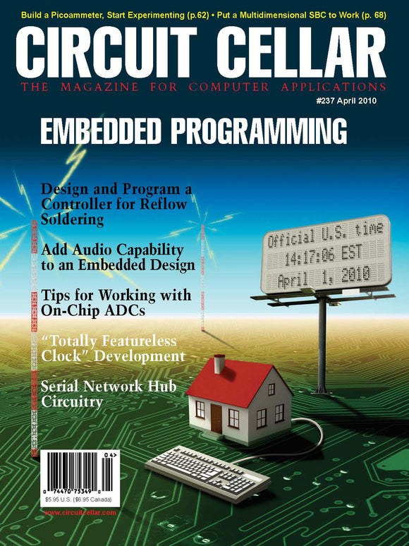 Circuit Cellar Issue 237 April 2010-PDF - CC-Webshop
