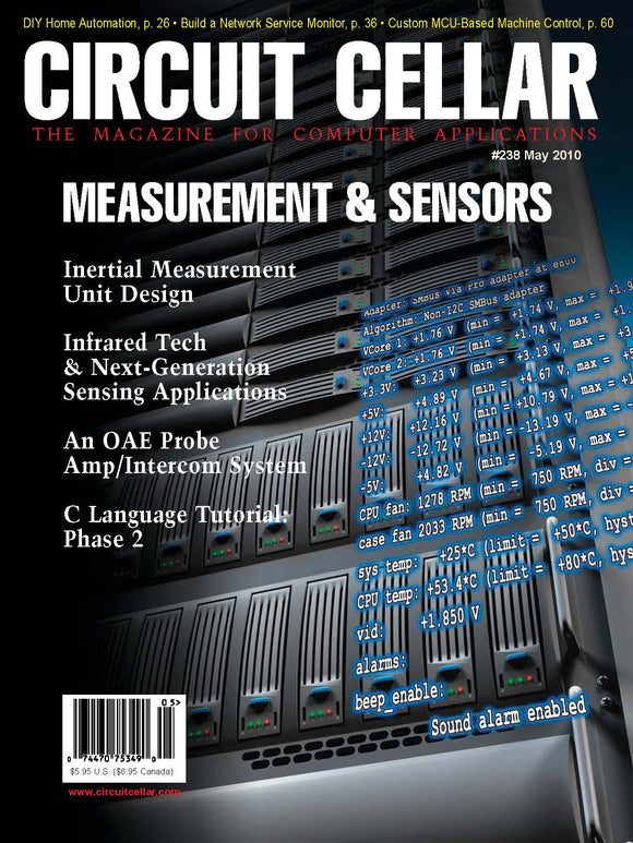 Circuit Cellar Issue 238 May 2010-PDF - CC-Webshop